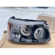 Передняя оптика Range Rover Sport