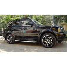Пороги оригинальный дизайн Range Rover Sport