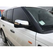 Хром на зеркала Range Rover Sport