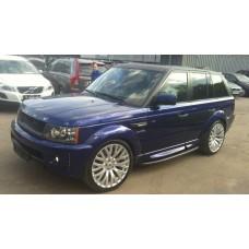 "Диски Kahn Design 22"" Range Rover Sport"