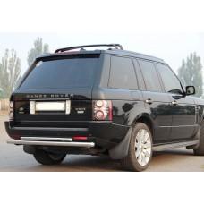 Защита заднего бампера Range Rover Vogue