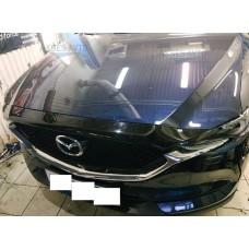 Дефлектор капота EGR Mazda CX5 2017+