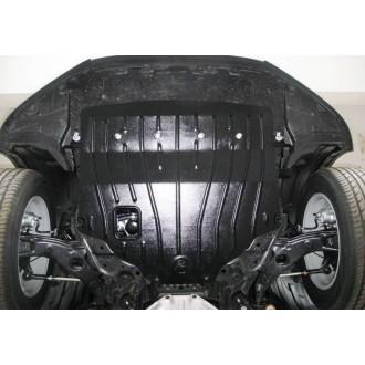Защита двигателя Mazda CX5 2017+