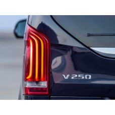 Задние Led фонари Mercedes Benz Vito Viano W447