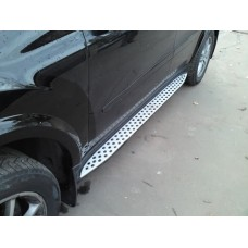 Пороги Mercedes ML W164