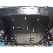 Защита двигателя Митсубиси Аутлендер Гибрид 2016-2017+