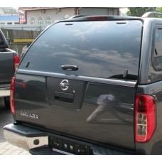 Стекло для кунга Aeroklas Nissan Navara