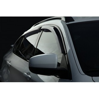 Дефлекторы окон Sim Nissan Murano Z51 2008+