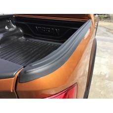 Накладки на борта Nissan Navara 2019+