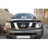 Дефлектор капота Nissan Pathfinder