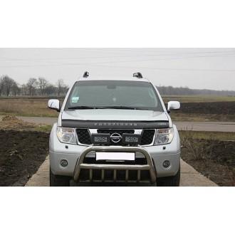 Дефлектор капота VIP Nissan Pathfinder