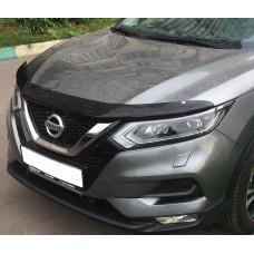 Дефлектор капота EGR Nissan Qashqai 2018-2019+