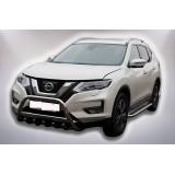 Кенгурятник Nissan X-Trail 2018+