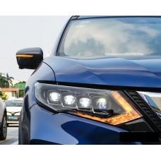 Оптика передняя Full LED Nissan X-Trail T32 / Rogue 2017+