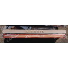 Накладки на пороги X-Trail T31