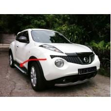 Пороги Nissan Juke