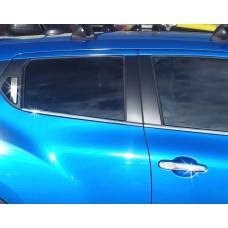 Хром на ручки Nissan Juke
