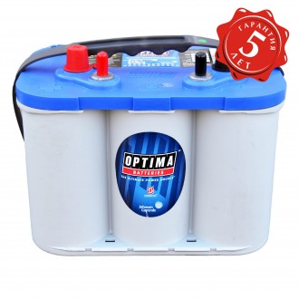 Аккумулятор OPTIMA BlueTop 55Ah