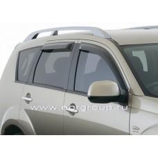 Дефлекторы окон EGR Mitsubishi Outlander XL
