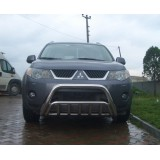 Кенгурятник Mitsubishi Outlander XL 2007+