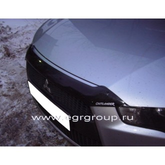 Дефлектор капота EGR Mitsubishi Outlander XL 2010+