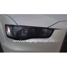 Защита фар EGR Mitsubishi Outlander XL 2010+