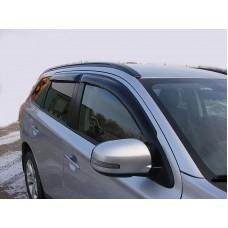 Дефлекторы окон ветровики SIM для Mitsubishi Outlander 2012+