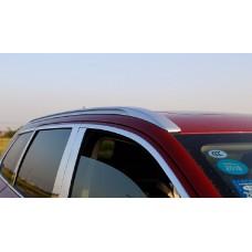 Mitsubishi Outlander 2012+ рейлинги на крышу