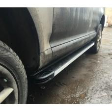 Пороги Peugeot 5008 2017-2018+