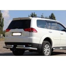 Уголки Mitsubishi Pajero Sport NEW