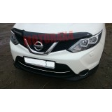 Дефлектор капота EGR Nissan Qashqai 2014+