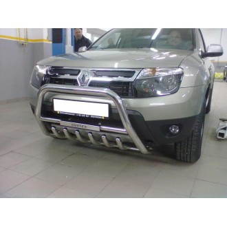 Кенгурятник на Renault Duster