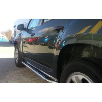 Пороги Renault Duster