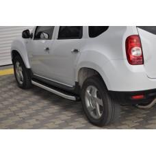 Алюминиевая подножка Dacia Duster