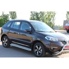 Пороги Renault Koleos 2015+