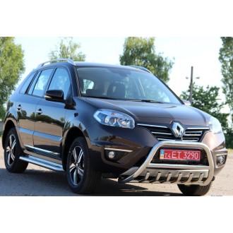 Кенгурятник Renault Koleos 2015+