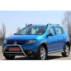 Кенгурятник Renault Sandero