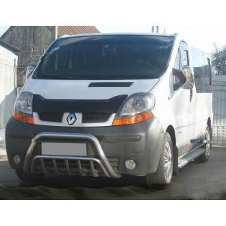 Кенгурятник низкий на Renault Trafic