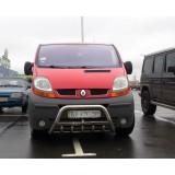 Кенгурятник Renault Trafic