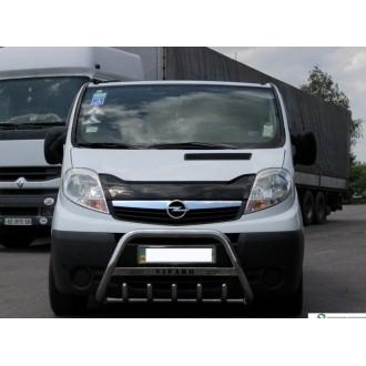 Кенгурятник Opel Vivaro