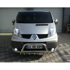 Кенгурятник Opel Vivaro 2001+