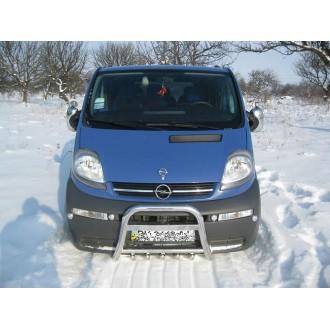 Кенгурятник высокий Opel Vivaro