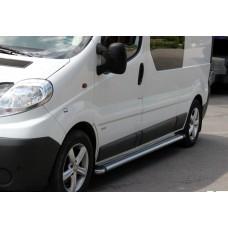 Пороги Renault Trafic