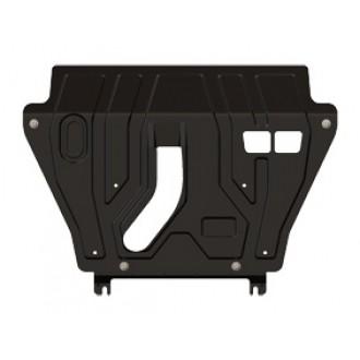 Оригинальная защита двигателя Toyota Rav 4 2013+