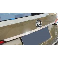Хром накладка на крышку багажника Kodiaq 2017+