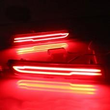 LED вставки катафоты Suzuki Vitara 2016-2017+