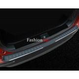 Накладка на задний бампер пластик Suzuki Vitara 2016-2017+