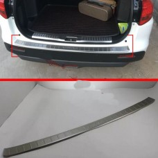Накладка на задний бампер Suzuki Vitara 2017+