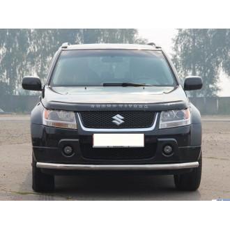Защита переднего бампера Suzuki Grand Vitara