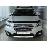 Дефлектор капота Subaru Outback 2015+